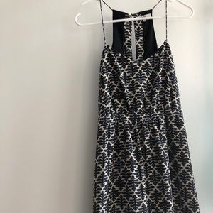Madewell Short strapping dress